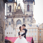 Prague Old Town - Photo-session pre-wedding