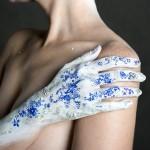 Prague best photographer - Porcelain hand