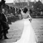 Bride in BW - Loreta CZ