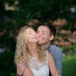 Pre-wedding photo shoot - Prague - Couple from US