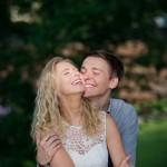 Pre-wedding photo shoot - Prague - Couple from US