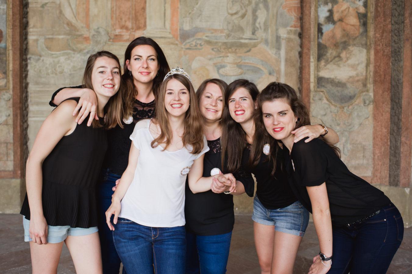 The girls of prague
