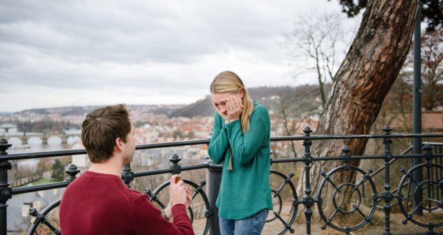 Surprise Proposal in Prague